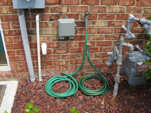 New install, question about running fiber lead inside. - Verizon ...