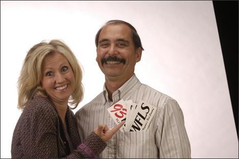 Brian Strobel & Jessica Cash
