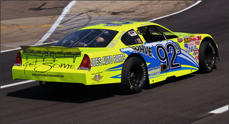 NASCAR Late Model driver - Casey Wyatt
