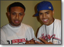 DJ BabeyDrew & Chris Brown